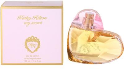 Kathy Hilton My Secret Eau De Parfum pentru femei