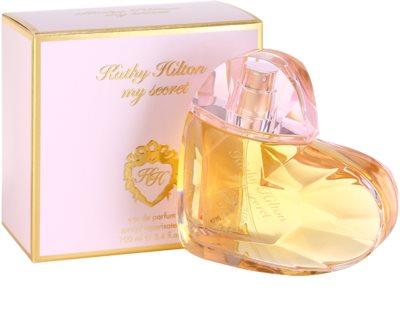 Kathy Hilton My Secret Eau De Parfum pentru femei 1