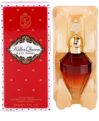 Katy Perry Killer Queen Eau de Parfum para mulheres