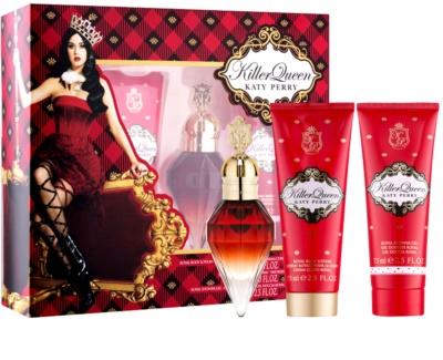 Katy Perry Killer Queen lote de regalo