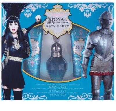 Katy Perry Royal Revolution lote de regalo