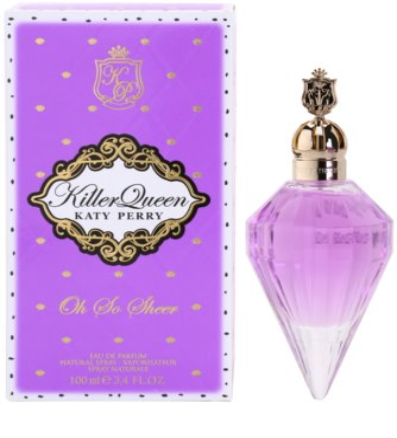 Katy Perry Killer Queen Oh So Sheer Eau De Parfum pentru femei