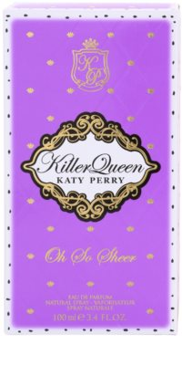Katy Perry Killer Queen Oh So Sheer Eau de Parfum für Damen 3