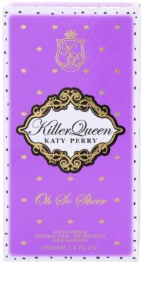 Katy Perry Killer Queen Oh So Sheer парфумована вода для жінок 3