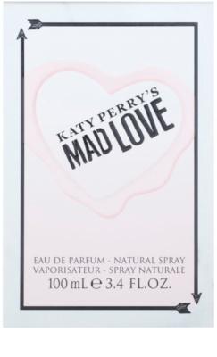 Katy Perry Katy Perry's Mad Love woda perfumowana dla kobiet 1