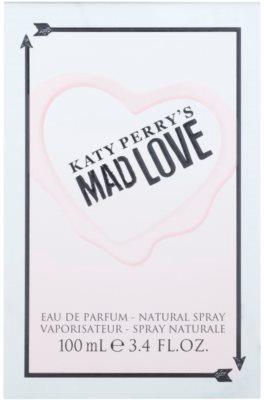 Katy Perry Katy Perry's Mad Love eau de parfum para mujer 1