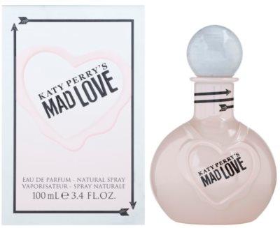 Katy Perry Katy Perry's Mad Love eau de parfum para mujer