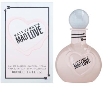 Katy Perry Katy Perry's Mad Love woda perfumowana dla kobiet