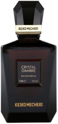 Keiko Mecheri Crystal d´Ambre Eau de Parfum für Damen
