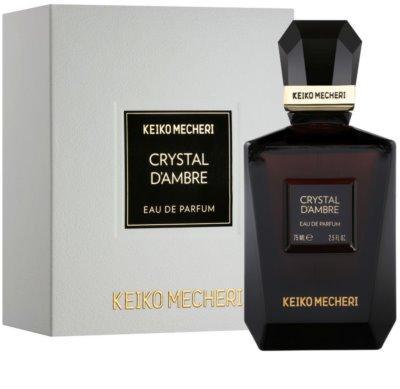 Keiko Mecheri Crystal d´Ambre парфумована вода для жінок 1