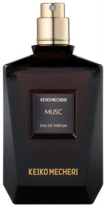 Keiko Mecheri Musc eau de parfum teszter unisex
