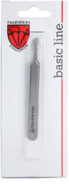 Kellermann Basic Line пинсета плоски спирални шипове