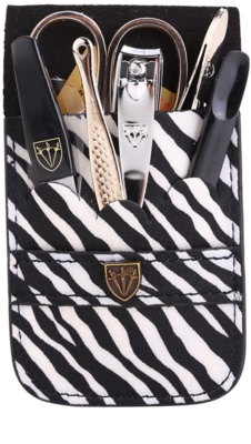 Kellermann Manicure set pentru manichiura perfecta zebra