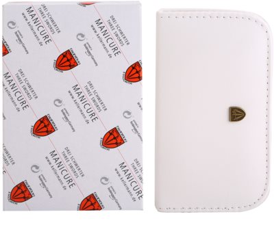 Kellermann Manicure set pentru manichiura perfecta alb 2