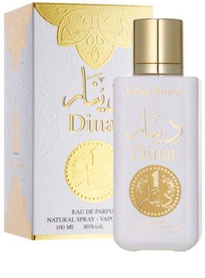 Kelsey Berwin Dinar parfémovaná voda pre mužov 1