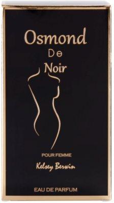 Kelsey Berwin Osmond de Noir Eau de Parfum para mulheres 4