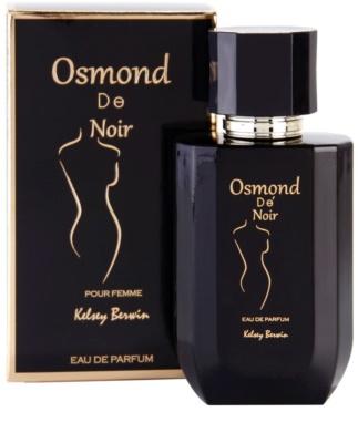 Kelsey Berwin Osmond de Noir Eau de Parfum para mulheres 1