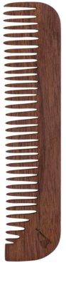 Keltic Krew Accessories натуральний гребінець для волосся великий
