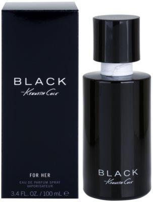 Kenneth Cole Black for Her eau de parfum para mujer