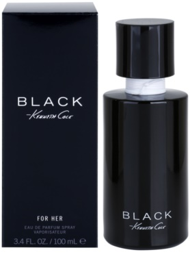 Kenneth Cole Black for Her парфюмна вода за жени