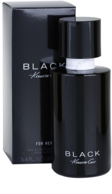 Kenneth Cole Black for Her Eau de Parfum para mulheres 1