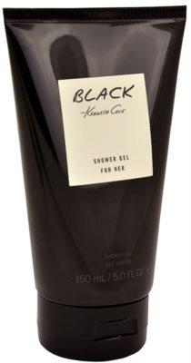 Kenneth Cole Black for Her sprchový gel pro ženy
