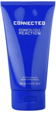 Kenneth Cole Connected Reaction bálsamo after shave para hombre