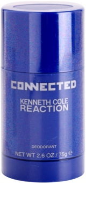 Kenneth Cole Connected Reaction desodorizante em stick para homens