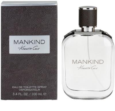 Kenneth Cole Mankind Eau de Toilette für Herren