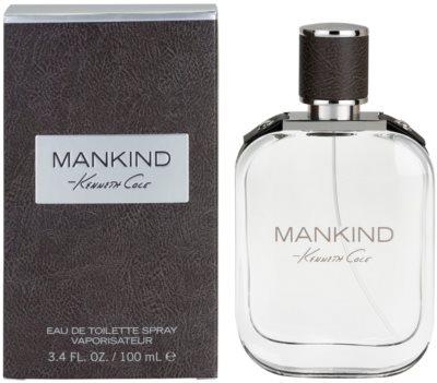 Kenneth Cole Mankind Eau de Toilette pentru barbati