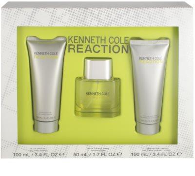Kenneth Cole Cole Reaction coffret presente