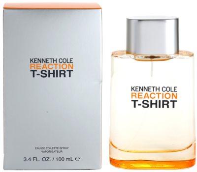 Kenneth Cole Reaction T-shirt toaletna voda za moške