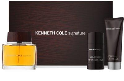 Kenneth Cole Signature lote de regalo