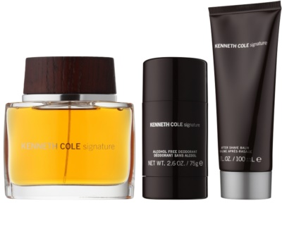 Kenneth Cole Signature coffret presente 1