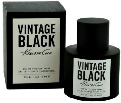 Kenneth Cole Vintage Black eau de toilette férfiaknak