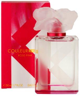 Kenzo Couleur Kenzo Rose - Pink eau de parfum para mujer 1