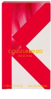 Kenzo Couleur Kenzo Rose - Pink eau de parfum para mujer 4
