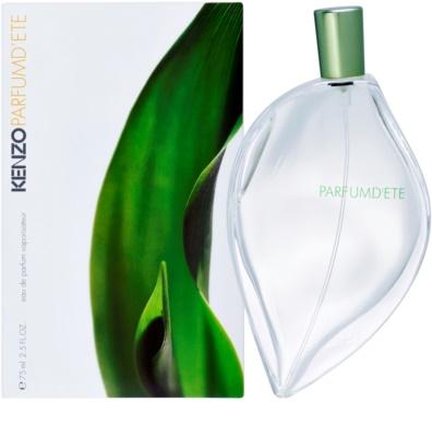Kenzo Parfum D'Ete Eau de Parfum für Damen 1