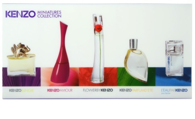 Kenzo Miniatures Collection dárková sada 2