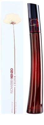 Kenzo Flower by Kenzo L'Elixir parfumska voda za ženske