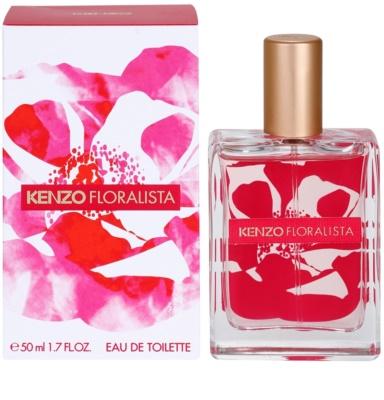 Kenzo Floralista Eau de Toilette para mulheres