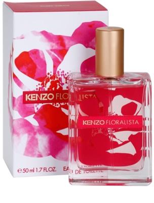 Kenzo Floralista eau de toilette nőknek 1
