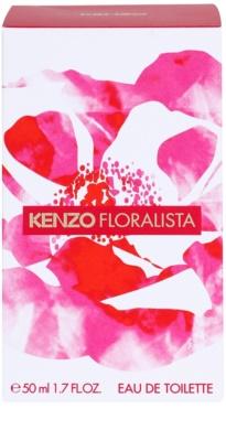 Kenzo Floralista eau de toilette nőknek 4