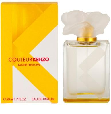 Kenzo Couleur Kenzo Jaune - Yellow Eau de Parfum für Damen