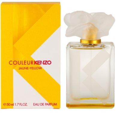 Kenzo Couleur Kenzo Jaune - Yellow parfémovaná voda pro ženy