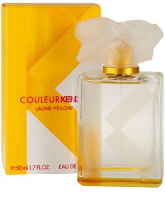 Kenzo Couleur Kenzo Jaune - Yellow eau de parfum para mujer 1