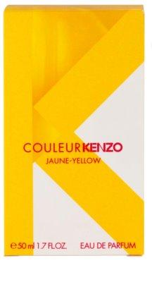 Kenzo Couleur Kenzo Jaune - Yellow Eau de Parfum para mulheres 4