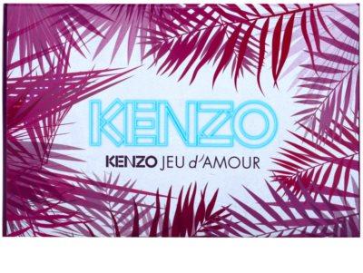Kenzo Jeu D'Amour dárková sada 2