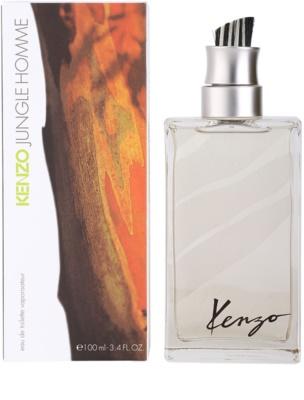 Kenzo Jungle pour Homme eau de toilette para hombre