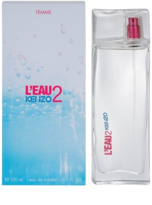 Kenzo L´Eau Kenzo 2 Woman woda toaletowa dla kobiet